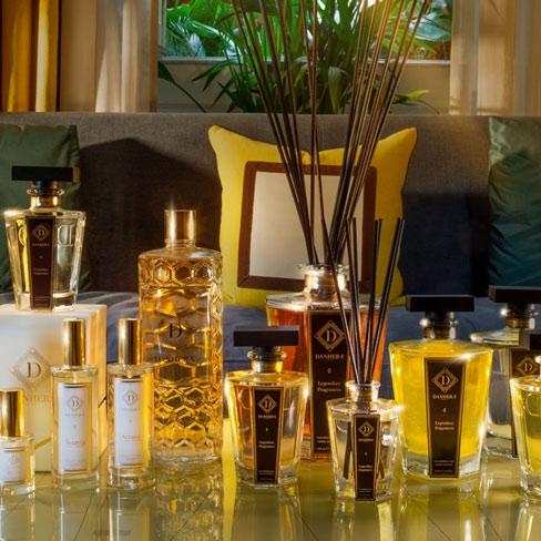 Legendary fragrances